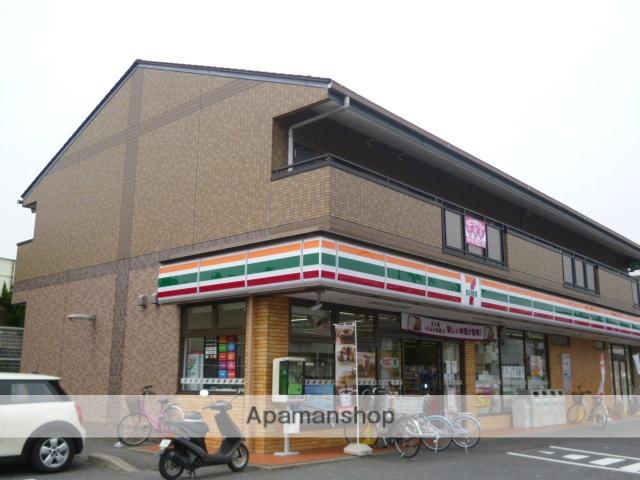 滋賀県大津市、南草津駅徒歩38分の築17年 2階建の賃貸アパート