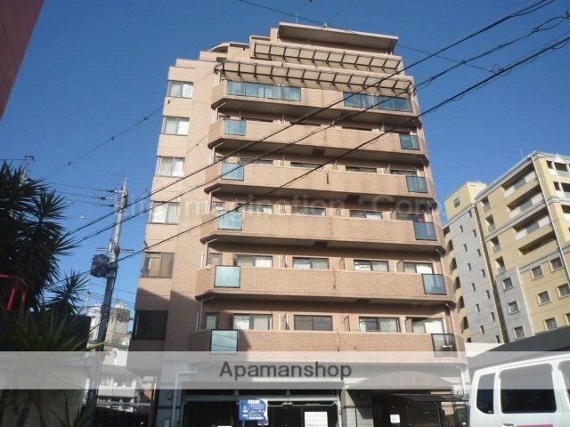 滋賀県大津市、南草津駅徒歩42分の築16年 9階建の賃貸マンション
