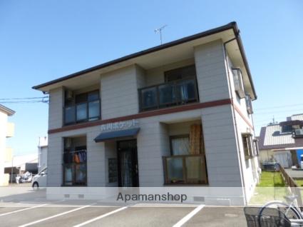 滋賀県大津市、おごと温泉駅徒歩26分の築20年 2階建の賃貸アパート