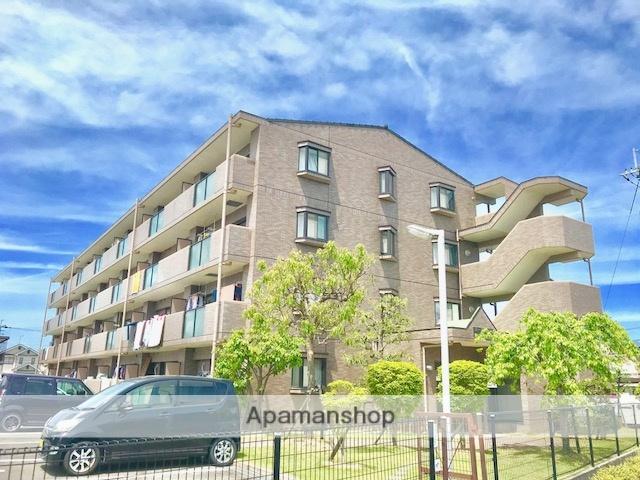 滋賀県守山市、守山駅徒歩18分の築18年 4階建の賃貸マンション