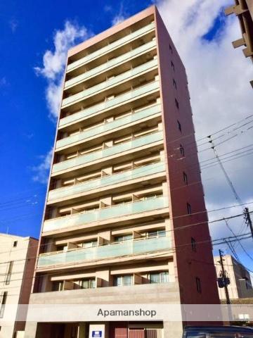 滋賀県大津市、膳所駅徒歩41分の築8年 11階建の賃貸マンション