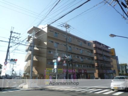 滋賀県大津市、南草津駅徒歩44分の築7年 5階建の賃貸マンション