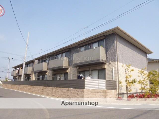 滋賀県栗東市、草津駅徒歩29分の築6年 2階建の賃貸アパート