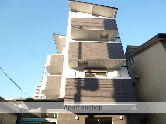 滋賀県大津市、膳所駅徒歩17分の築2年 4階建の賃貸マンション