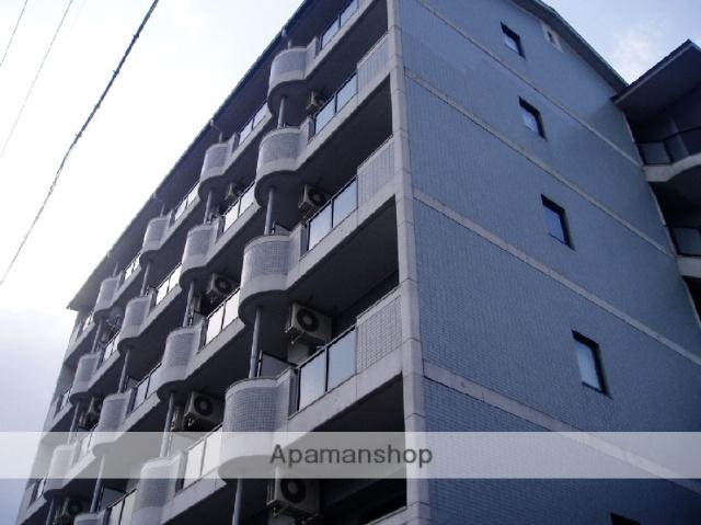 滋賀県大津市、膳所駅徒歩5分の築19年 6階建の賃貸マンション