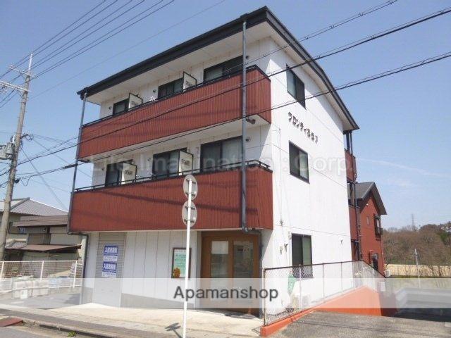 滋賀県大津市、南草津駅徒歩54分の築12年 3階建の賃貸マンション