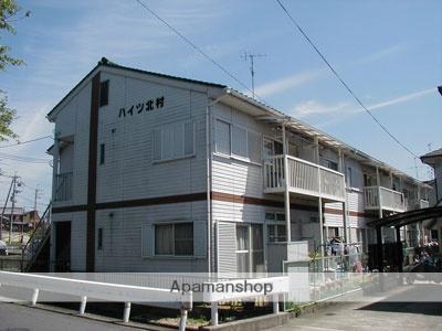 滋賀県大津市、瀬田駅徒歩8分の築28年 2階建の賃貸アパート