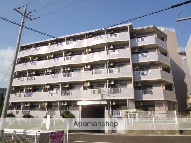 滋賀県大津市、南草津駅徒歩57分の築17年 5階建の賃貸マンション