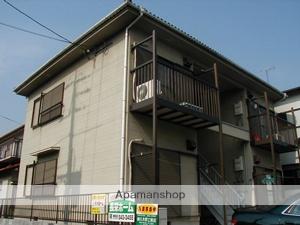滋賀県大津市、瀬田駅徒歩20分の築24年 2階建の賃貸アパート