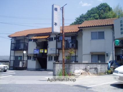 滋賀県大津市、大津京駅徒歩18分の築29年 2階建の賃貸アパート