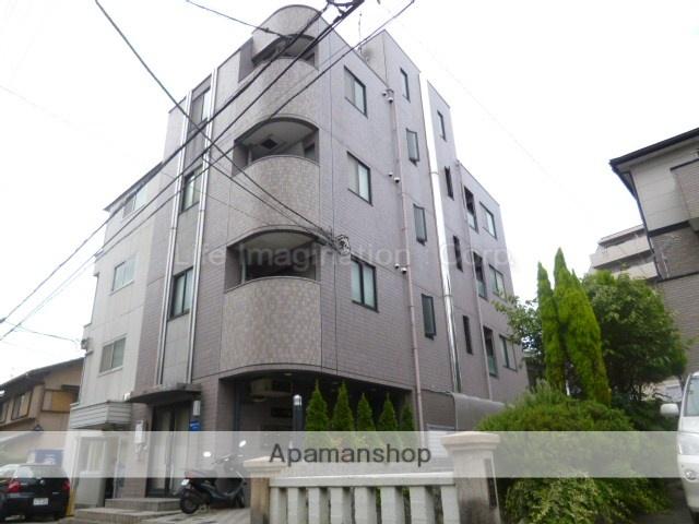 滋賀県大津市、膳所駅徒歩30分の築22年 4階建の賃貸マンション