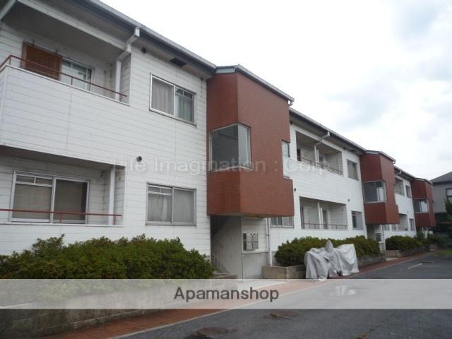 滋賀県大津市、大津京駅徒歩12分の築30年 2階建の賃貸アパート