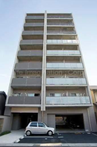滋賀県大津市、大津駅徒歩11分の築9年 9階建の賃貸マンション
