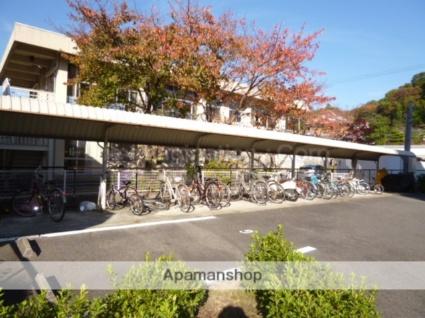 リイツマンション[2SLDK/55m2]の駐車場