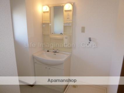 リイツマンション[2SLDK/55m2]の洗面所