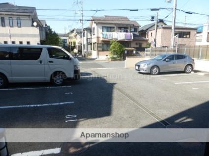KYOマンション[1K/24.2m2]の駐車場