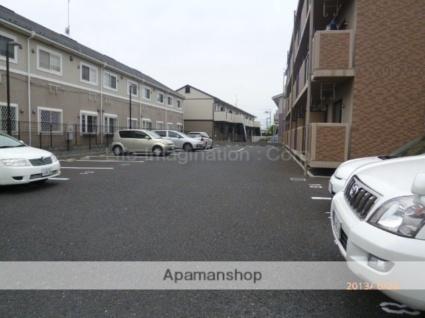 滋賀県栗東市下鈎[1LDK/40.95m2]の駐車場