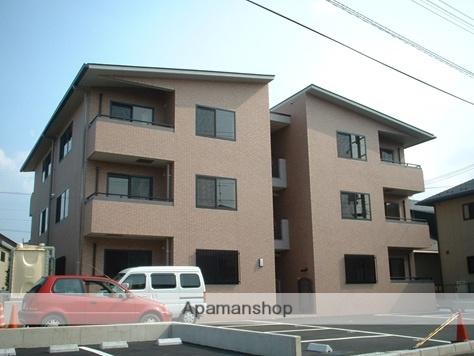 滋賀県野洲市、野洲駅徒歩10分の築14年 3階建の賃貸マンション