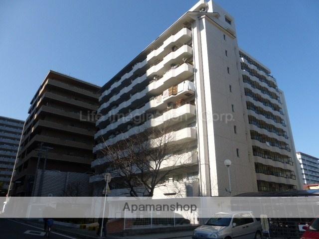 滋賀県大津市、膳所駅徒歩12分の築30年 11階建の賃貸マンション