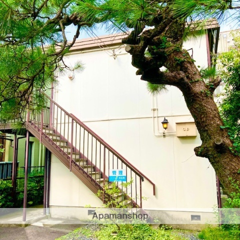滋賀県大津市、膳所駅徒歩41分の築31年 2階建の賃貸アパート