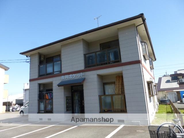 滋賀県大津市、おごと温泉駅徒歩26分の築19年 2階建の賃貸アパート