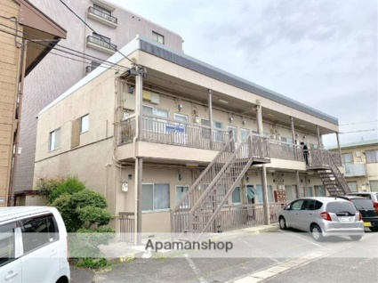 中村アパート[2K/32m2]の外観1