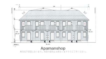Ark Naeshiro[2LDK/65.82m2]の外観
