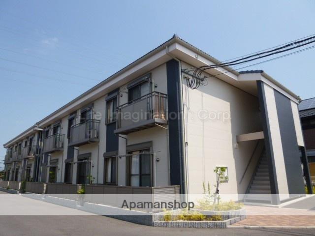 滋賀県栗東市、手原駅徒歩17分の築5年 2階建の賃貸アパート