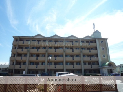 滋賀県大津市、大津京駅徒歩17分の築16年 5階建の賃貸マンション