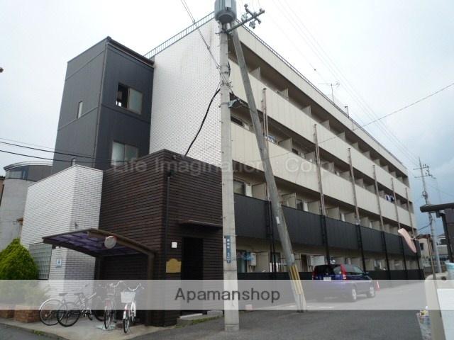 滋賀県大津市、唐崎駅徒歩10分の築26年 4階建の賃貸マンション