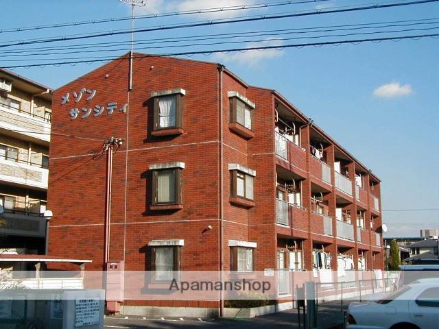 滋賀県大津市、大津京駅徒歩9分の築31年 3階建の賃貸マンション