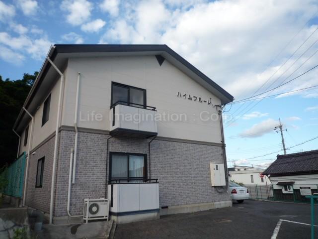 滋賀県大津市、唐崎駅徒歩10分の築23年 2階建の賃貸アパート