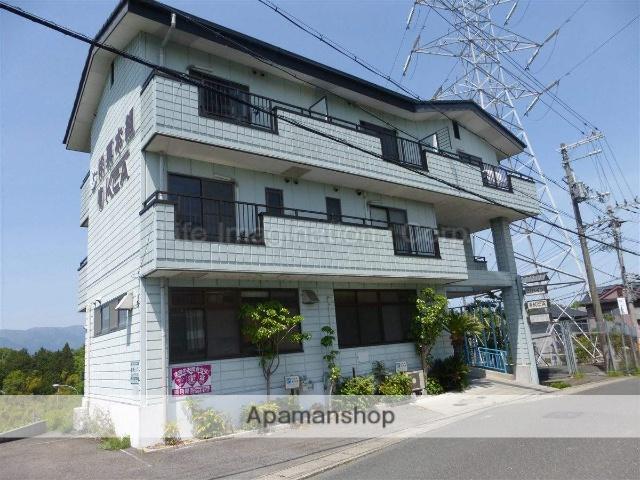 滋賀県大津市、おごと温泉駅徒歩10分の築21年 3階建の賃貸マンション