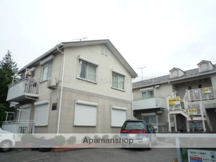 滋賀県大津市、南滋賀駅徒歩3分の築22年 2階建の賃貸アパート