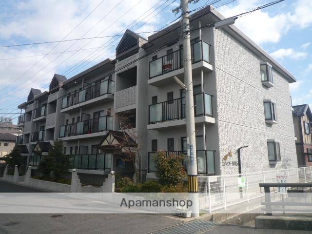 滋賀県守山市、守山駅徒歩16分の築21年 3階建の賃貸マンション
