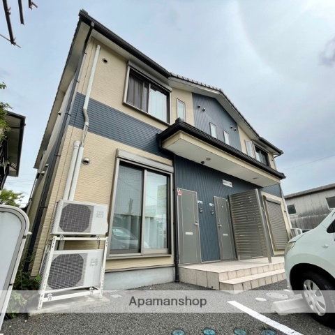 滋賀県栗東市、手原駅徒歩5分の築6年 2階建の賃貸アパート