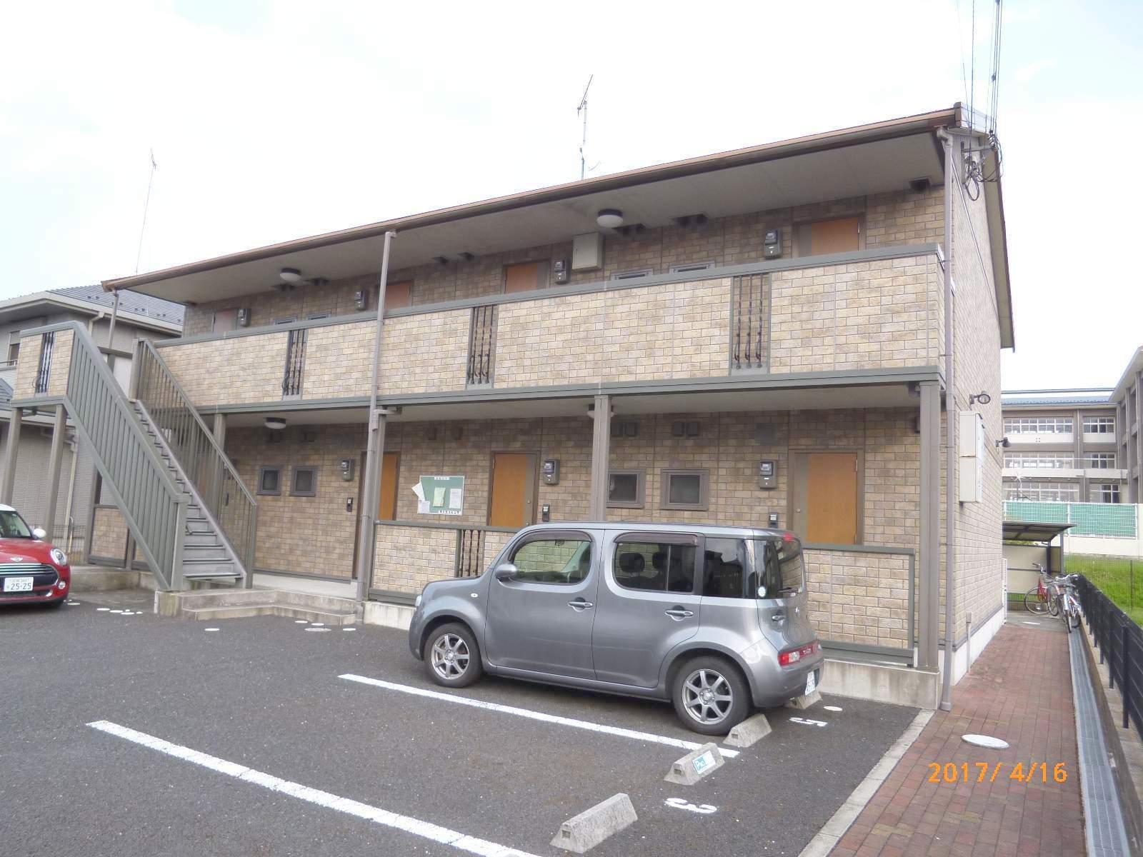 滋賀県守山市、守山駅徒歩29分の築12年 2階建の賃貸アパート