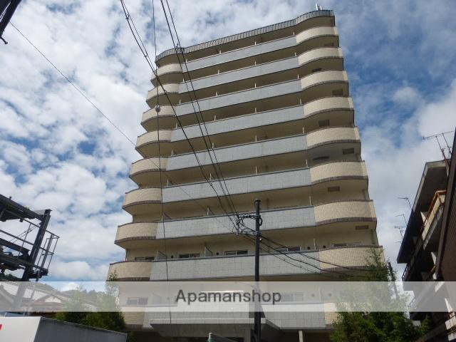 滋賀県大津市、大津駅徒歩15分の築9年 10階建の賃貸マンション