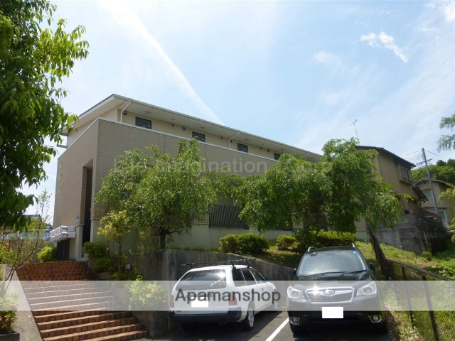 滋賀県大津市、唐崎駅徒歩11分の築12年 2階建の賃貸アパート