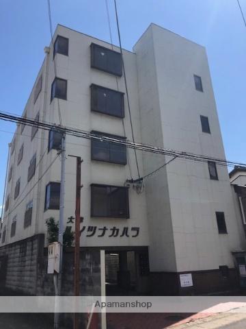 滋賀県大津市、大津駅徒歩13分の築30年 5階建の賃貸マンション