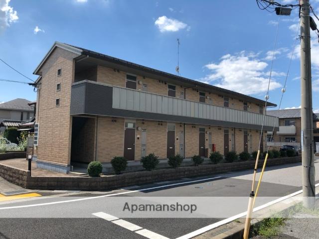 滋賀県守山市、守山駅徒歩17分の築10年 2階建の賃貸アパート