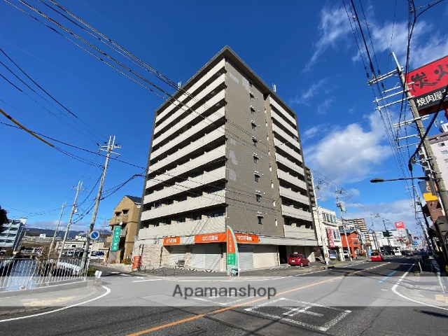 滋賀県大津市、堅田駅徒歩4分の築10年 10階建の賃貸マンション