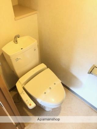パデシオン浜大津[4LDK/83.59m2]のトイレ