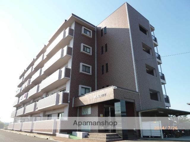 滋賀県守山市、守山駅徒歩49分の築13年 5階建の賃貸マンション