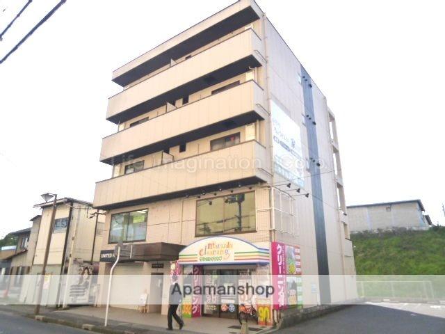 滋賀県大津市、堅田駅徒歩1分の築23年 5階建の賃貸マンション