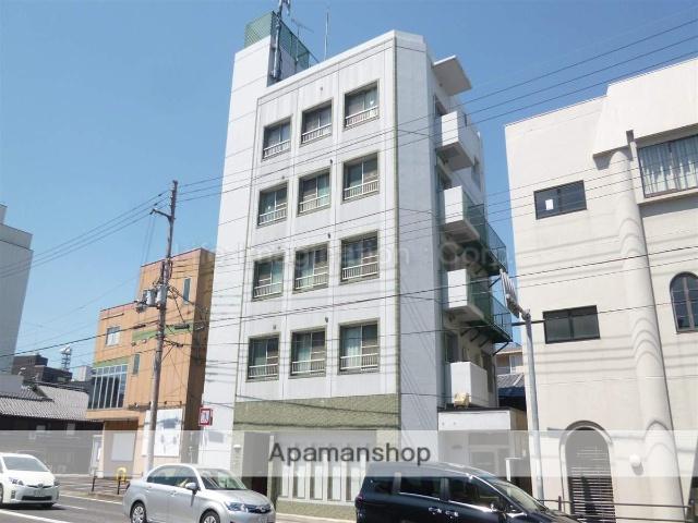 滋賀県大津市、膳所駅徒歩30分の築37年 5階建の賃貸マンション