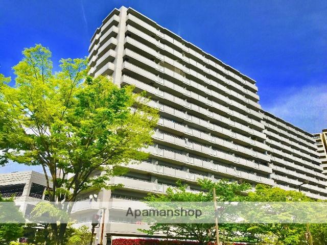 滋賀県大津市、膳所駅徒歩9分の築22年 15階建の賃貸マンション