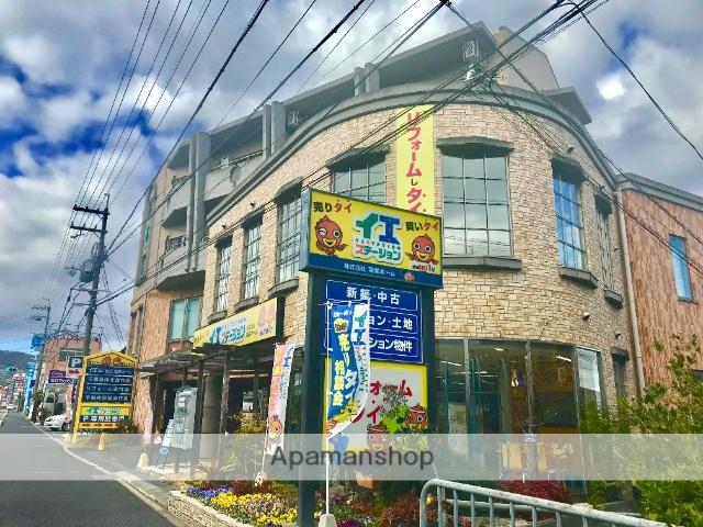 滋賀県大津市、石山駅徒歩8分の築12年 4階建の賃貸マンション