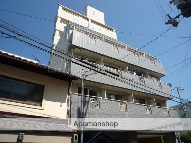 滋賀県大津市、大津駅徒歩14分の築28年 8階建の賃貸マンション