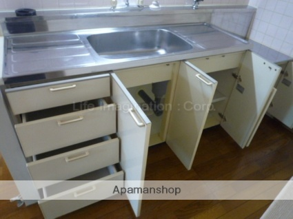コーポアイリス[3DK/60.43m2]のキッチン